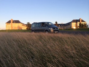 Golf Transfers Starfish Taxi at Fairmont Hotel, St Andrews Bay