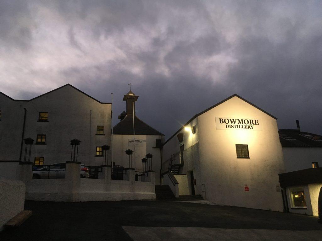 Bowmore whisky Distillery, Islay