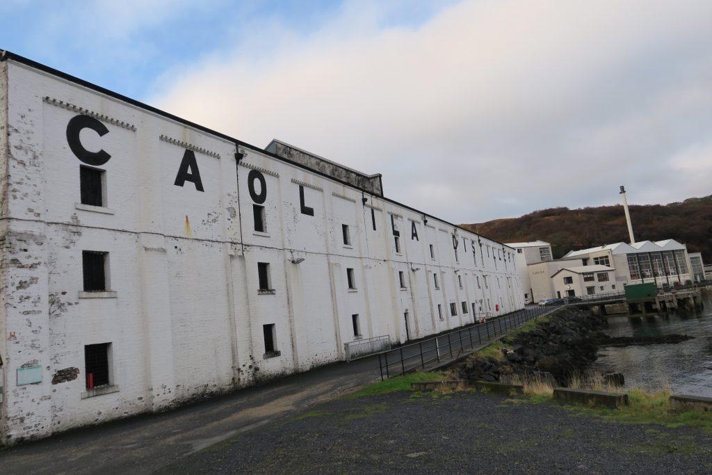 Coal Ila Whisky Distillery