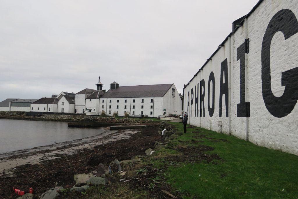 Laphroig Whisky Distillery, Islay