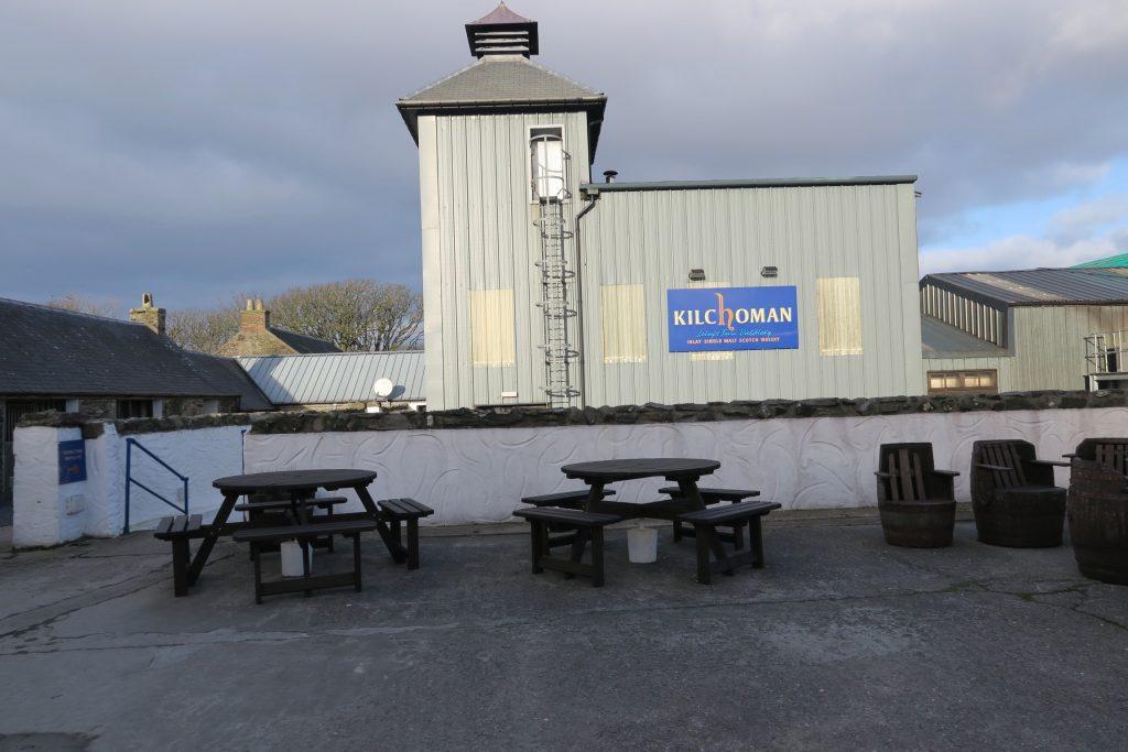 Kilchoman Whisky Distillery, Islay